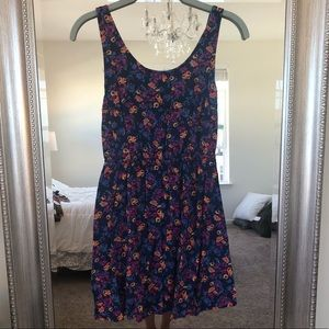 Floral pattern Summer Dress